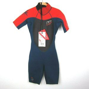 Neil Pryde 2/2 Wetsuit NEW 36 Womens 6 Shorty